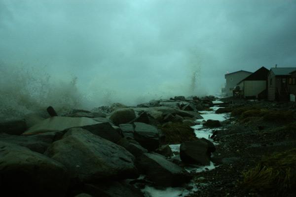 September 2005 Nome Storm