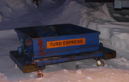 Turd Express
