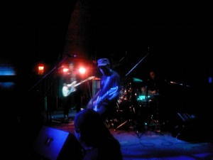 A night or two later: Agent orange at the loon